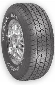 Wild Spirit A/S Tires