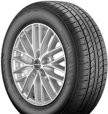 Fuzion Touring Tires